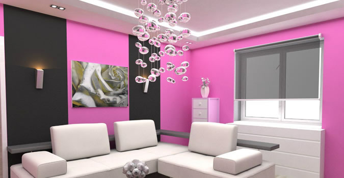 Interior Painting Saint Petersburg high quality